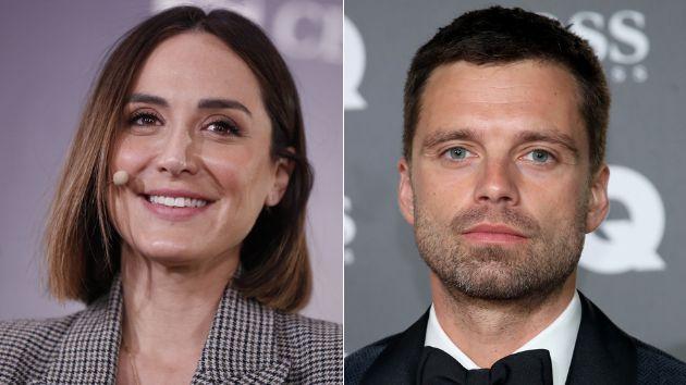 Tamara Falcó y Sebastian Stan