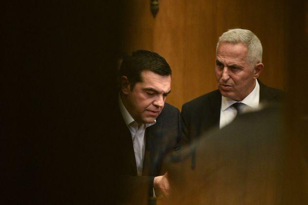 Φωτογραφία αρχείου: Υπουργικό Συμβούλιο υπό τον Πρωθυπουργό Αλέξη Τσίπρα, Δευτέρα 28 Ιανουαρίου 2019. (EUROKINISSI// ΤΑΤΙΑΝΑ ΜΠΟΛΑΡΗ)