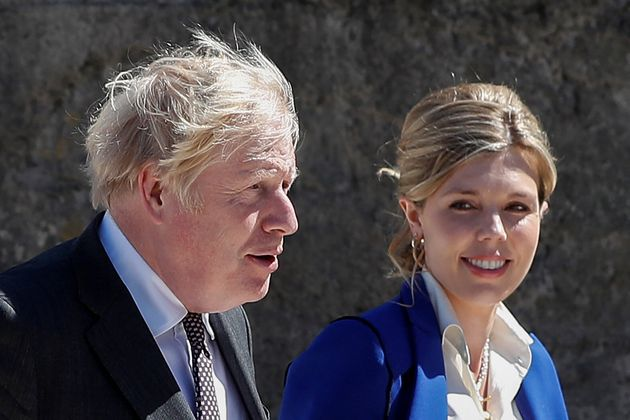 Boris Johnson Has Gone 'Away' With His Family To The West Country, No.10