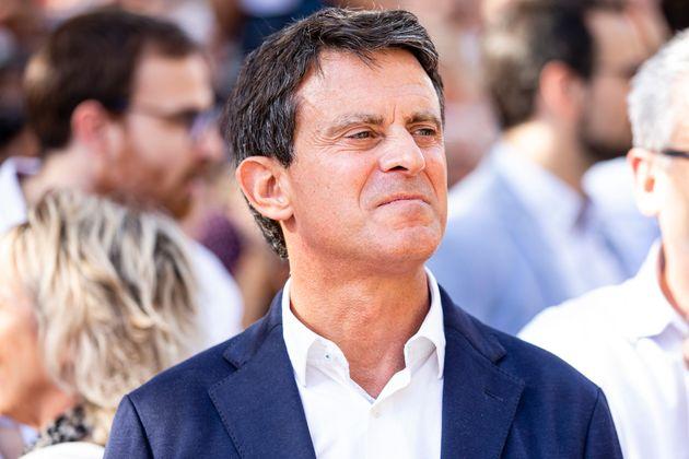 Manuel Valls a enfin démissionné de la mairie de Barcelone (photo d'illustration: Manuel...