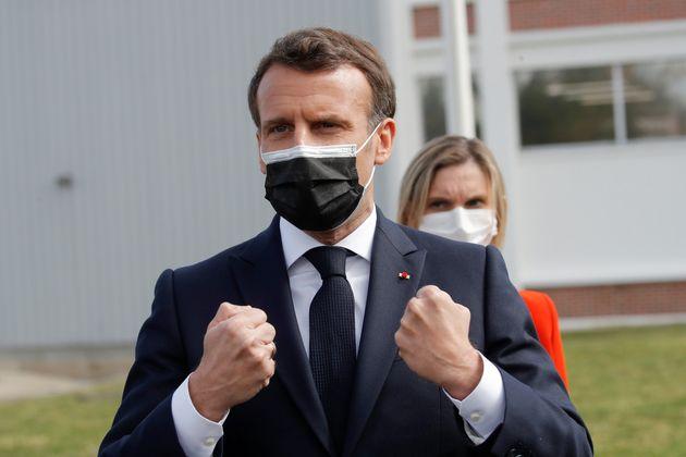Dans quelques jours Emmanuel pourra se targuer d'avoir vacciné 50 millions de Français...