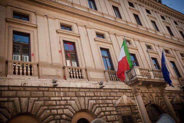 06/09/2011 palazzo Vidoni sede del ministero della Funzione