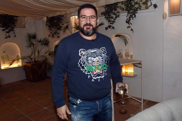 Dani García en una foto de archivo de
