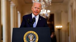 Joe Biden Defends Leaving Afghanistan: 'I Was Not Going To Extend This Forever