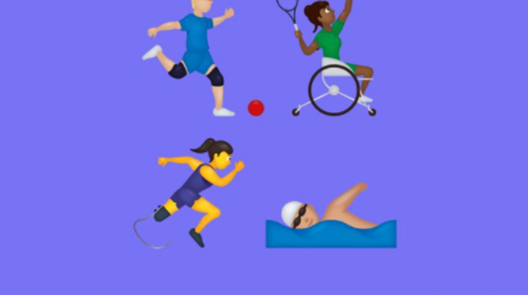 Paris 2024 veut des émojis pour les Jeux paralympiques