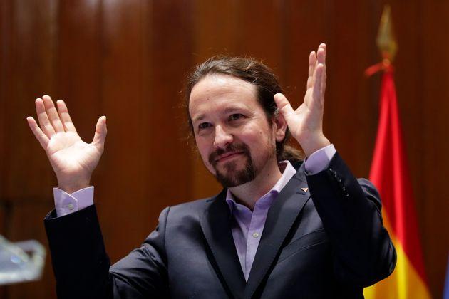 Pablo Iglesias abandonó la vicepresidencia del Gobierno y abandonó la política tras...