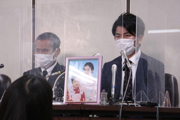 松永拓也さん(右)と上原義教さん(左)