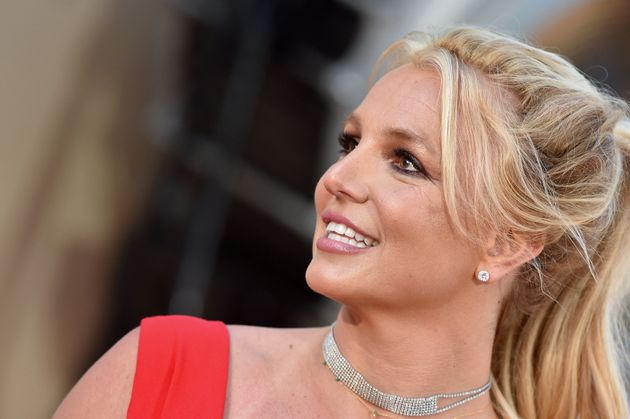 Britney Spears prise en photo le 22 juillet 2019 à Los Angeles en