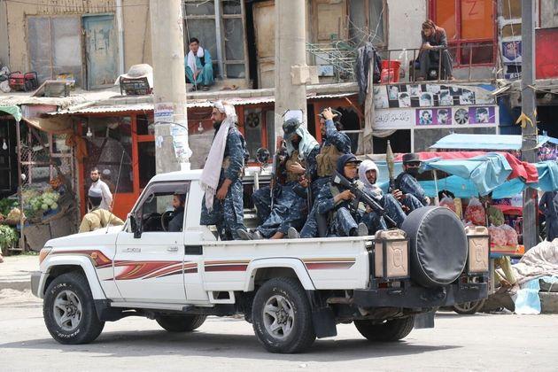 Les talibans appellent le Panchir a se rendre après l'échec des négociations (Photo...