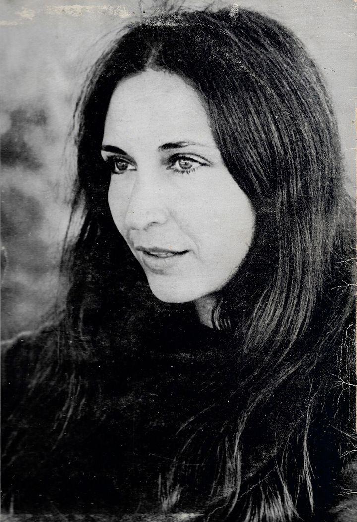 Ana María Drack, la muchacha de la que habló Neruda.