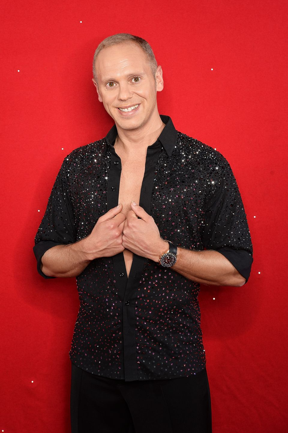 Judge Robert Rinder took part in the 2016 series of Strictly Come