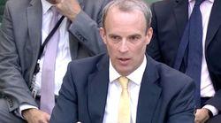 El ministro británico de Exteriores confiesa que trabajaban con información