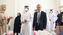 Raab May Have Left The UK For Qatar But He Has Not Escaped His