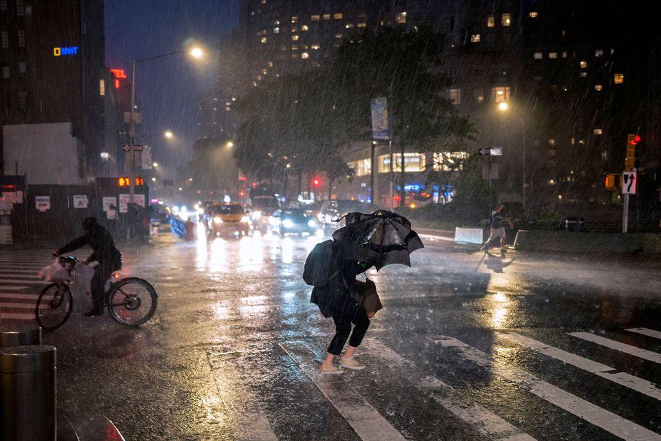 Νεκροί από την Άιντα σε Νέα Υόρκη και Νιού Τζέρσεϊ - Σε κατάσταση έκτακτης