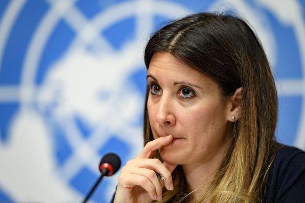 Maria Van Kerkhove, responsable des maladies émergentes et des zoonoses de l'Organisation mondiale...