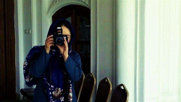 La periodista afgana Zahra Joya, fundadora de Rukhshana Media, un portal de noticias que publica historias...