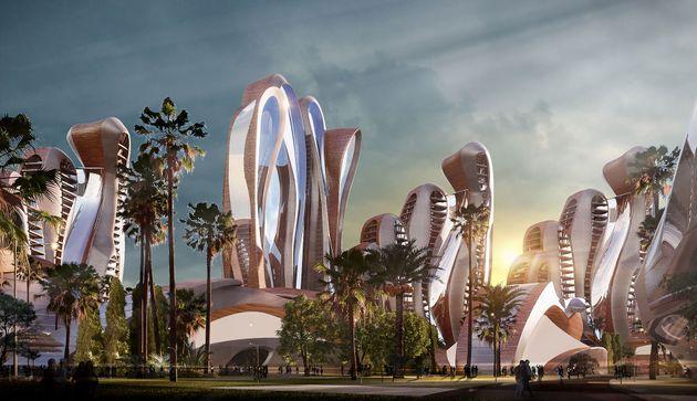 Le rappeur Akon veut construire une ville verte et futuriste à 6 milliards de dollars au