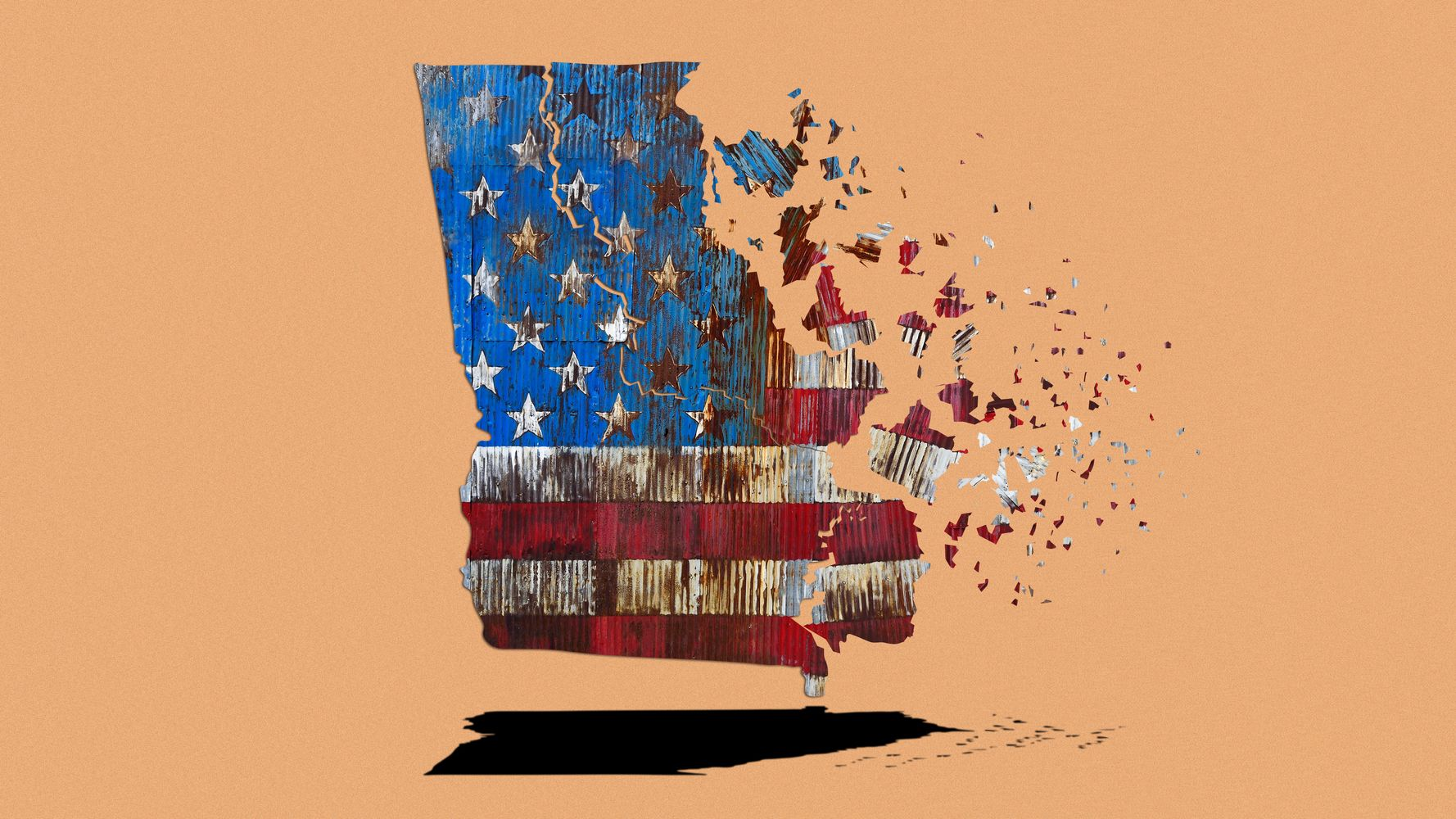 Georgia Is How American Democracy Falls Apart