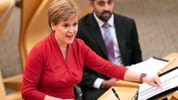 Sturgeon Anger After 'Anti-English' Heckle From Tory