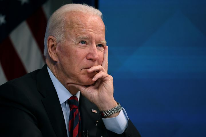 President Joe Biden has worked closely with labor unions throughout his career. But several building trades unions are trying to stop a prescription drug bill he supports.
