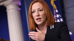 Jen Psaki Shreds Male Reporter With Response On Why Biden Supports Right To An