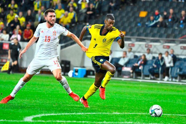 Isak abrió el marcador del equipo