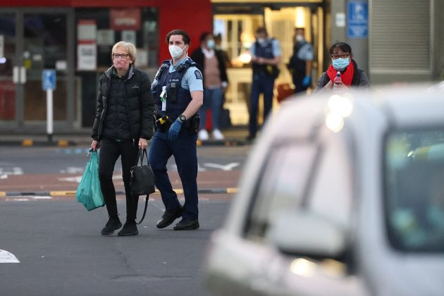 Τρομοκρατική επίθεση σε σούπερ μάρκετ στη Νέα Ζηλανδία - Νεκρός ο