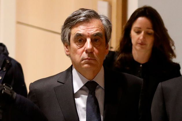 François Fillon (ici le 24 février 2020) visé par une autre enquête du Parquet...