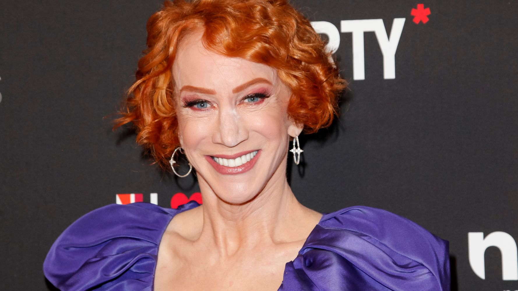 Kathy Griffin Reveals 'One Thing That Doesn't Suck About Cancer'