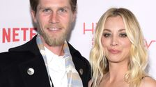 Kaley Cuoco Splits From Husband Karl Cook After 3 Years Of Marriage