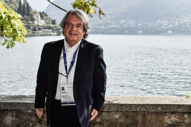 Renato Brunetta, Ministro per la semplificazione e la pubblica amministrazione, al Forum Ambrosetti di