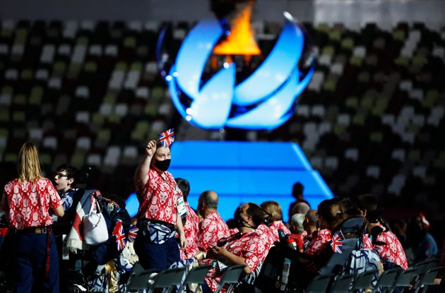 Tokyo 2020 Paralympic Games - The Tokyo 2020 Paralympic Games Closing Ceremony - Olympic Stadium, Tokyo,...