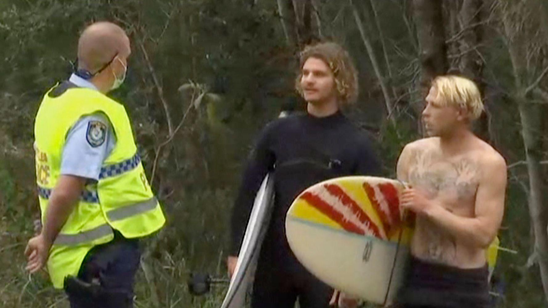 Shark Fatally Bites Surfer Off Australia's East Coast thumbnail