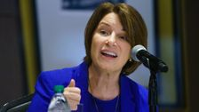 Amy Klobuchar Renews Call For Justice Breyer's Retirement Amid Texas Abortion Law