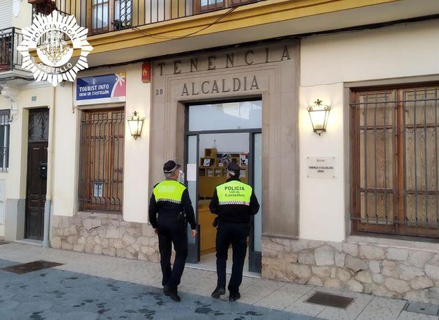 Comisaría de la Policía Local de