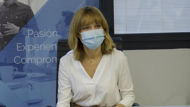 La ministra de Educación y Formación Profesional, Pilar