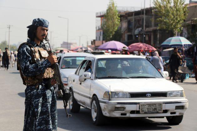 Ταλιμπάν στην Καμπούλ...