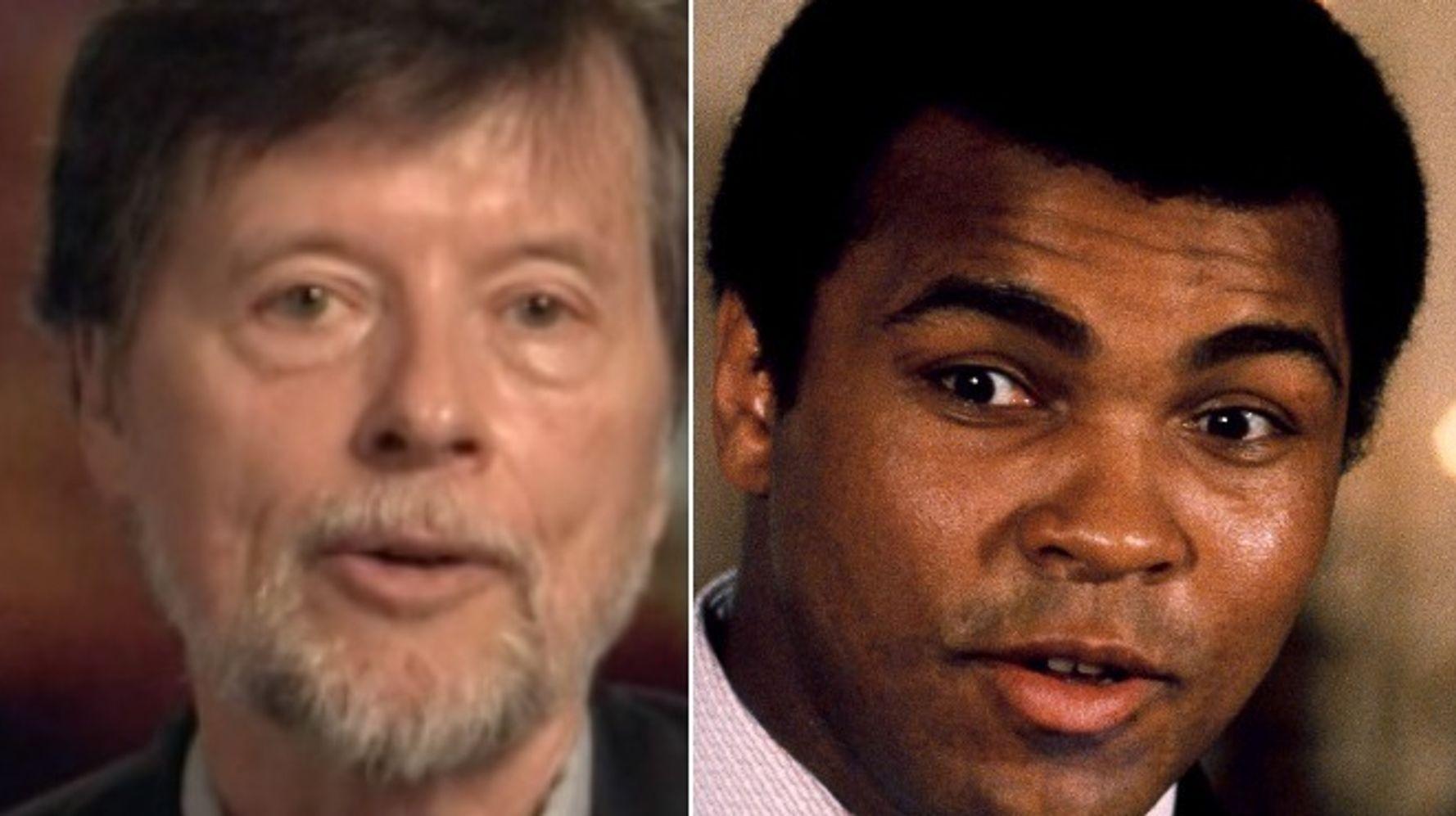 Ken Burns Names Muhammad Ali's Secret Weapon: An 'Uncomfortable' 4-Letter Word