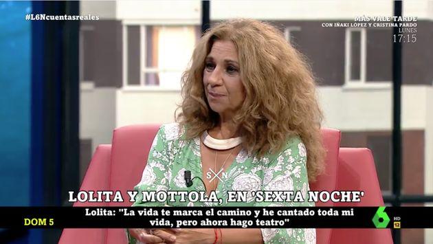 Lolita en 'laSexta