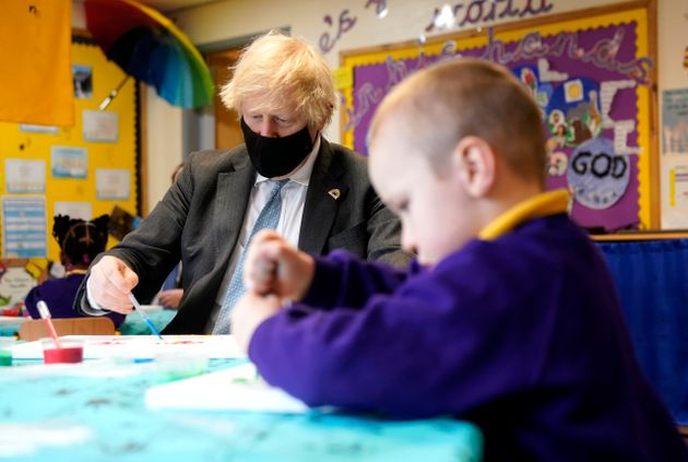 Covid Cases Set To Rise In Schools In England, No.10