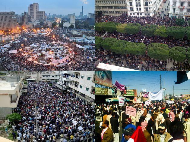 Αραβική Άνοιξη: (Με τη φορά...