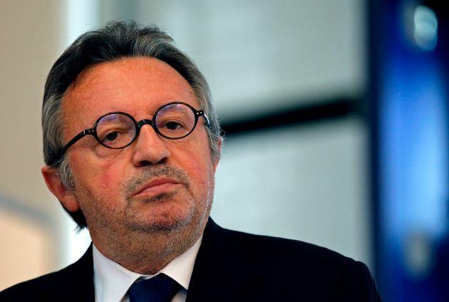 Jean-Noël Guérini, ici le 30 janvier 2013 à Marseille, a été condamné...
