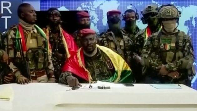 Dimanche 5 septembre, le lieutenant-colonel Mamady Doumbouya est apparu à la télévision...