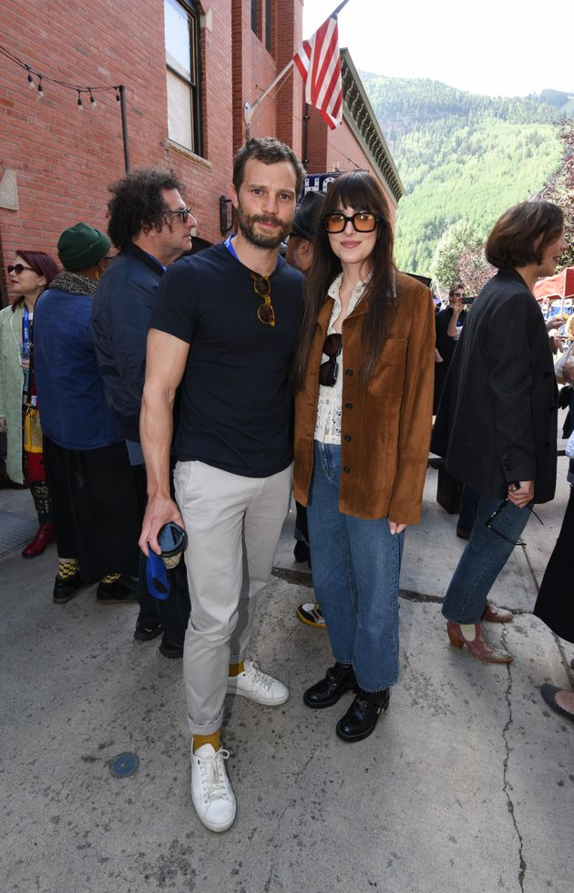 Jamie Dornan y Dakota