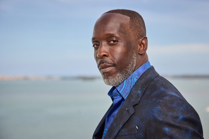 Michael K. Williams before the Screen Actors Guild Awards on March 31 in Miami, Florida. Williams was found dead at his New York City apartment Monday.