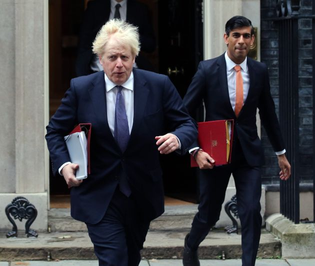 Can Boris Johnson Use The NHS Brand To Break His No New Taxes