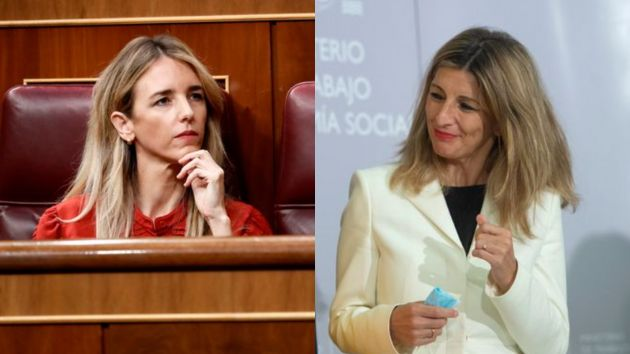 Cayetana Álvarez de Toledo y Yolanda