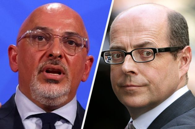 Zahawi and Robinson went head to head on Radio 4's Today programme on