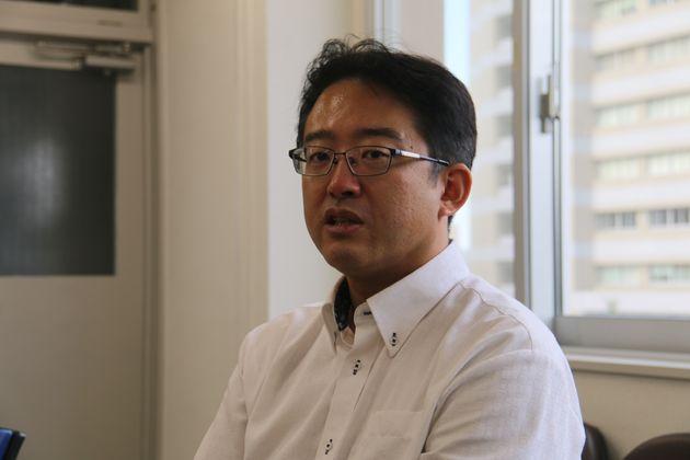 東京大学東洋文化研究所の佐橋亮・准教授。専門は国際政治学、米中関係、東アジアの国際関係。