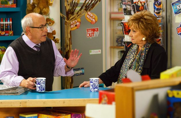 Norris Cole and Rita Tanner in the